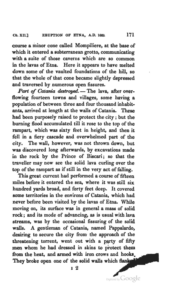 Lyell, Charles  1835  Principles of geology: being an